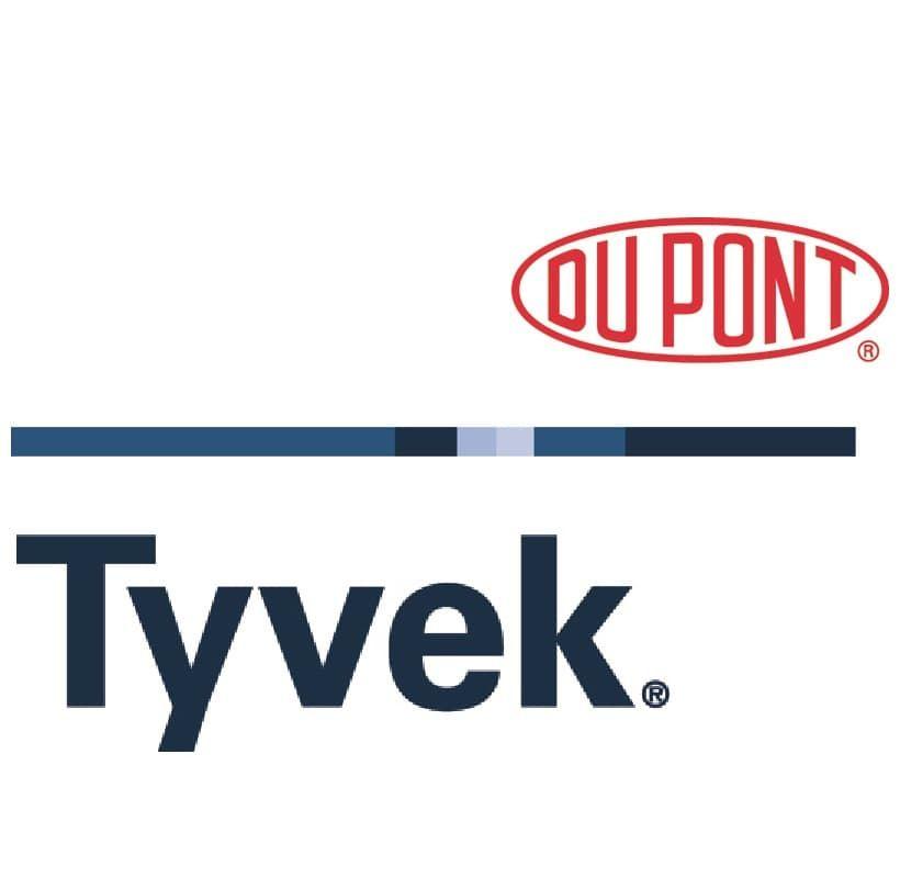 Гидро-ветрозащитные мембраны Tyvek купить в Санкт-Петербурге.