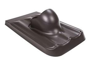 XL- Universal/Pelti проходной элемент коричневый