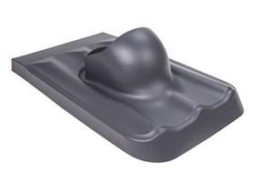 XL- Universal/Pelti проходной элемент серый