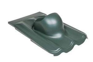 XL- Muotokate проходной элемент зеленый