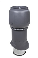 XL 250/ИЗ/700 Вент.выход серый