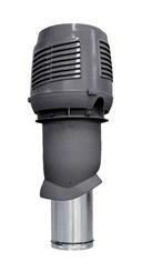 160/ER/500 приточный вент. элемент INTAKE серый