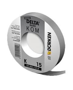 Уплотнительная саморасширяющаяся и самоклеящаяся лента DELTA KOM BAND K 15