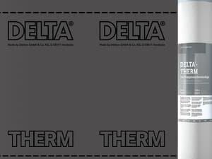 Термостабильная диффузионная мембрана DELTA-THERM PLUS