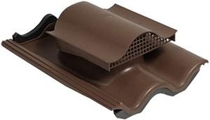 Tiili KTV кровельный вентиль без адаптера коричневый