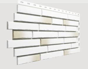 Фасадные панели Деке / Docke Klinker (под ригельный кирпич), цвет монте, 1103х432 мм