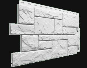 Фасадные панели Деке / Docke Slate (под сланец), цвет лех, 1052х432 мм