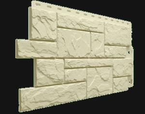 Фасадные панели Деке / Docke Slate (под сланец), цвет шамони, 1052х432 мм
