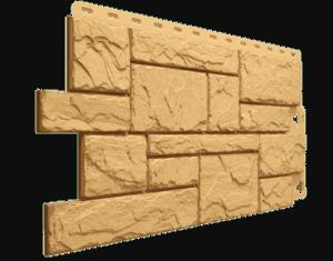 Фасадные панели Деке / Docke Slate (под сланец), цвет церматт, 1052х432 мм