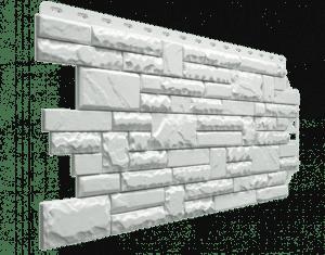 Фасадные панели Деке / Docke Stern (под камень), цвет навахо, 1073х427 мм