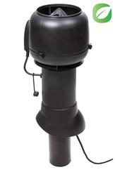 ЕСo110 Р/110/500 Вентилятор черный