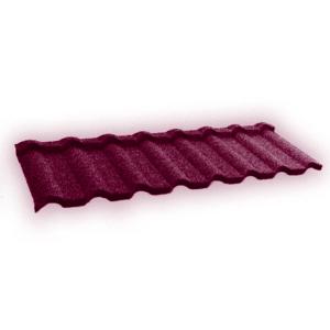 Композитная черепица Gerard Milano, цвет Burgundy