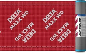 Диффузионная мембрана премиум-класса DELTA-MAXX WD