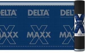 Диффузионная мембрана премиум-класса с экстремально высокой прочностью DELTA-MAXX X