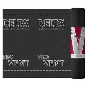 Универсальная диффузионная мембрана DELTA-NEO VENT