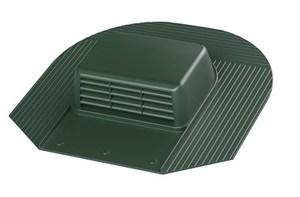Huopa KTV /harja кровельный вентиль без адаптера зеленый