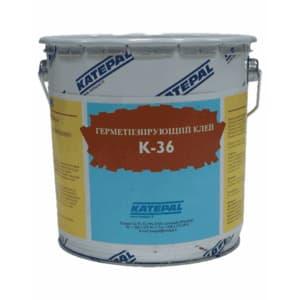 Клей К-36 эластомерный битумный, 3л
