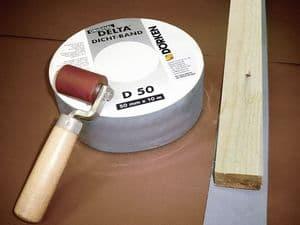 Уплотнительная лента для контробрешетки DELTA-DICHT-BAND DB 50