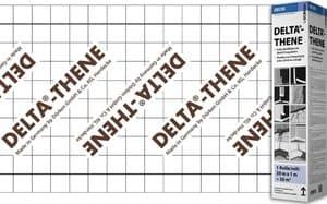 Самоклеящаяся гидроизоляционная мембрана DELTA -THENE