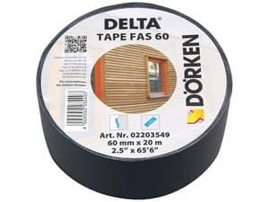Односторонняя клеящая лента для мембран DELTA-TAPE FAS 60