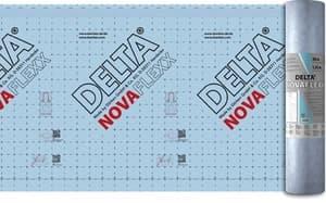 Адаптивная пароизоляция с переменной паропроницаемостью DELTA-NOVAFLEXX
