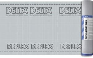 Пароизоляция с алюминиевым слоем DELTA-REFLEX