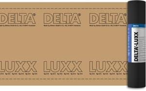 Пароизоляция с ограниченной паропроницаемостью для скатных крыш и стен DELTA-LUXX