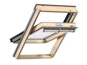 Мансардное окно Velux (Велюкс), WoodLine, Дизайн, GLL 1061, Ручка сверху, 55x78 (CK02)