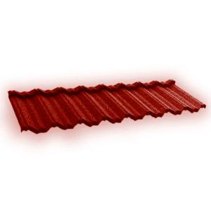 Композитная черепица Gerard Classic, цвет Spanish red