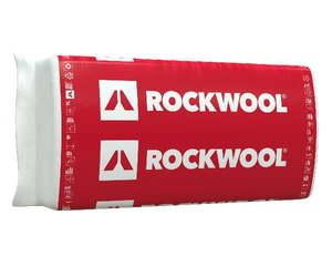 Теплоизоляционная компрессированная плита (1000х600мм) Rockwool / Роквул Каркас Баттс 100