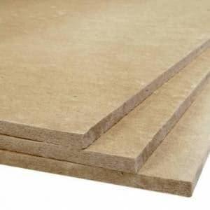 Теплозвукоизоляционная плита Изоплат / Isoplaat 10 мм, 240 кг/м3, размер 2700х1200 мм, упаковка 95 плит