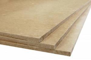 Теплозвукоизоляционная плита Изоплат / Isoplaat 25 мм, 240 кг/м3, размер 2700х1200 мм, упаковка 45 плит