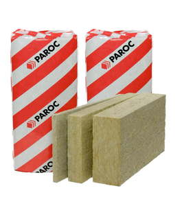 Утеплитель Paroc Linio 10 / Парок Линио 10, 80 кг/м3 размер 50х600х1200 мм, упаковка 0,216 м3 (6 плит)