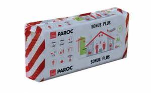 Утеплитель Paroc SONUS PLUS / Парок, размер 100х600х1200 мм, упаковка 3,6 м2