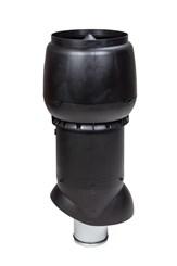 XL 160/ИЗ/700 Вент.выход черный