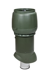XL 160/ИЗ/700 Вент.выход зеленый